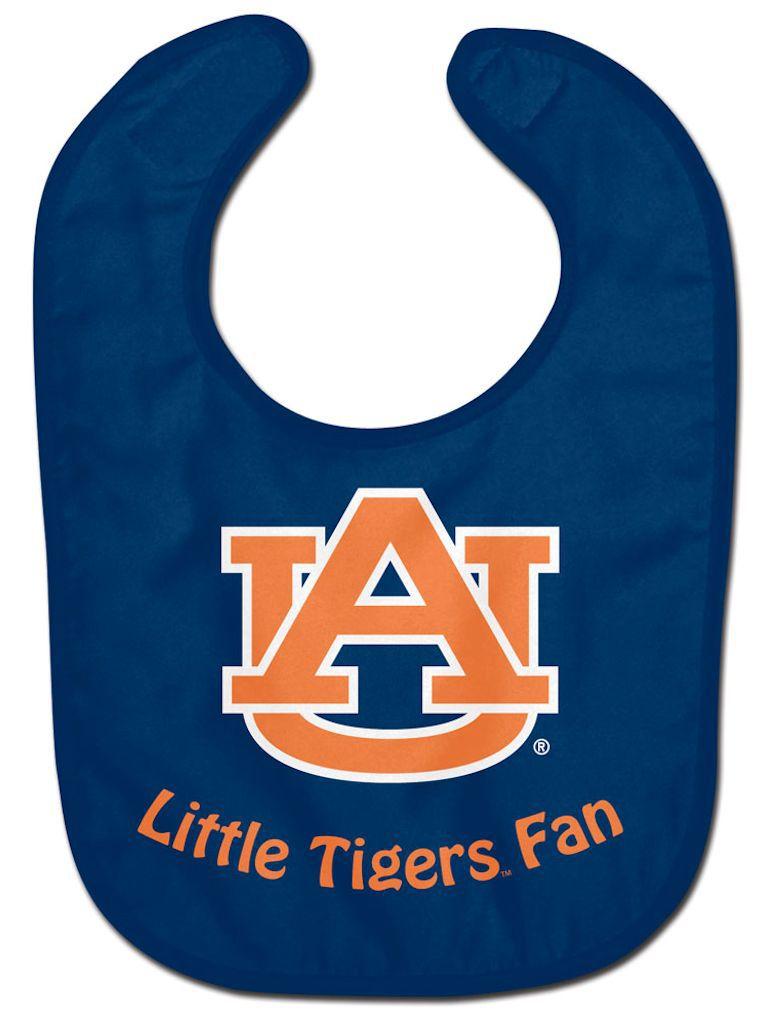 Auburn Tigers Baby Bib All Pro Little Fan by Wincraft, Inc.
