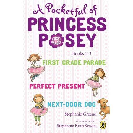 A Pocketful of Princess Posey : Princess Posey, First Grader Books 1-3 - Halloween Craft Projects For First Graders