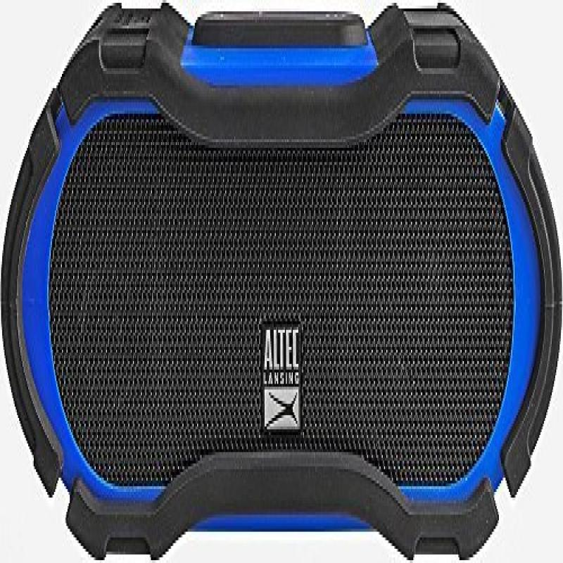 Altec Lansing Boom Jacket II IMW579 Portable Bluetooth Speaker Superman blue by Altec Lansing Technologies
