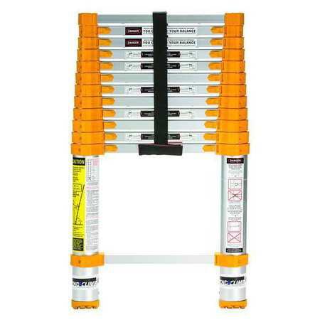 Xtend & Climb Telescoping Ladder, 2KFF9