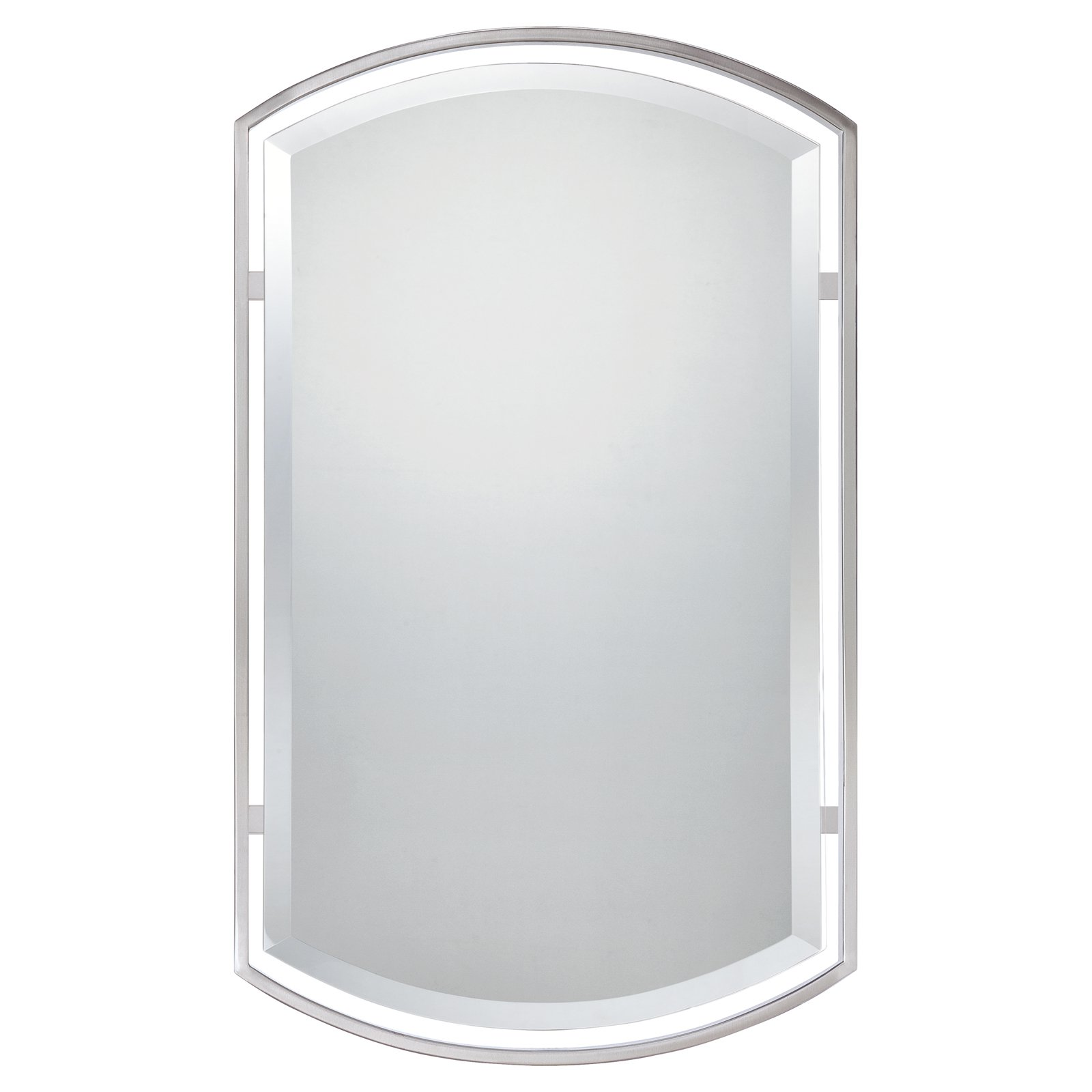 Quoizel Breckenridge Small Wall Mirror 21W x 35H in. by Quoizel