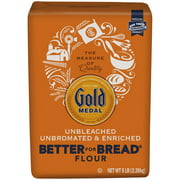 Gold Medal® Better for Bread® Flour 5 lb. Bag