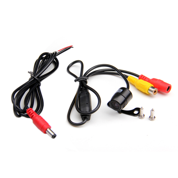 Waterproof Mini Color Reverse Parking Backup Car Front Rear View Camera