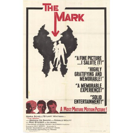 The Mark Poster Movie  27X40
