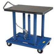 VESTIL HT-20-2436A Hydraulic Lift Table, Load Cap. 2000 lb.
