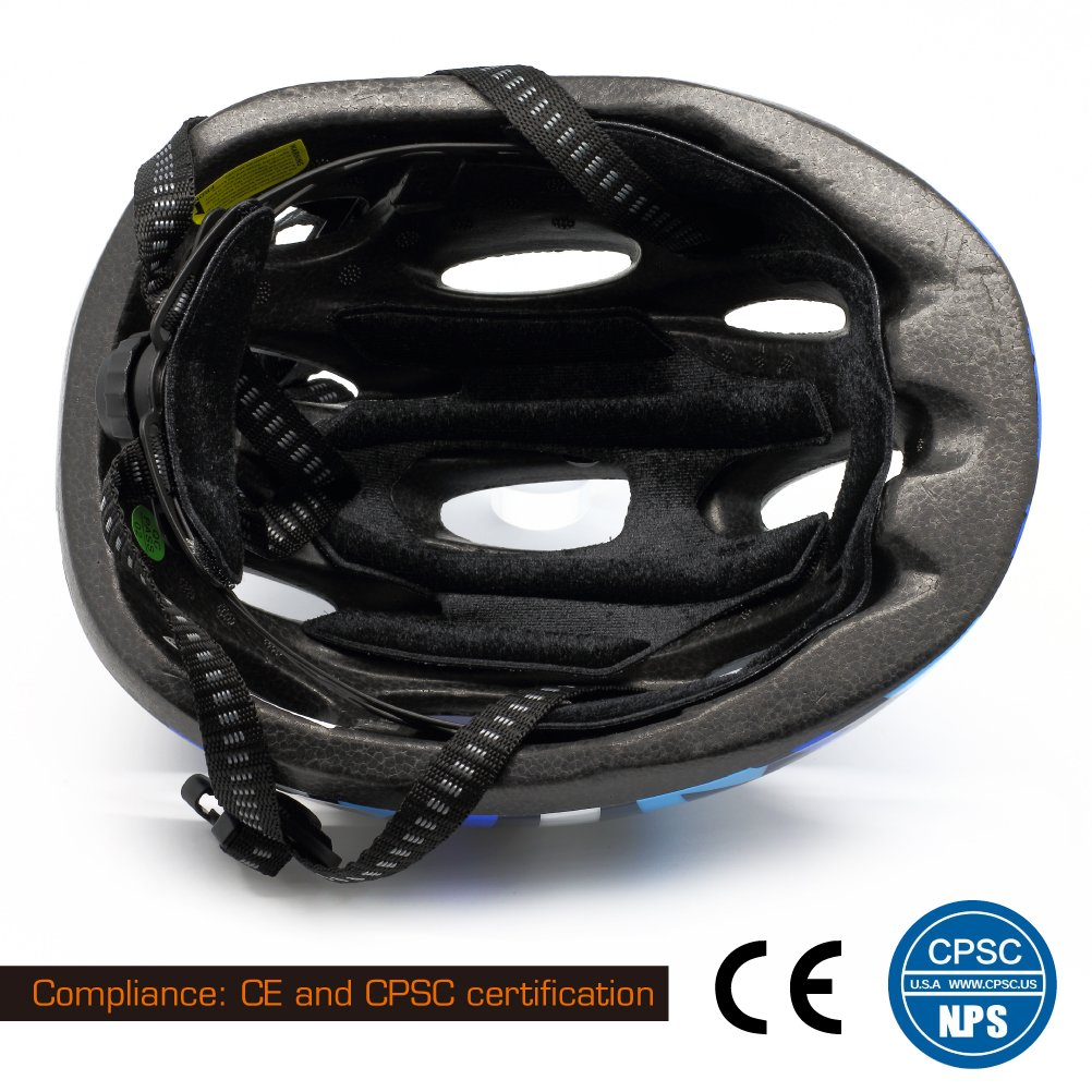 M Merkapa Kids Bike Helmet Adjustable 3D Shark Bicycle Helmets for Toddler and Youth - image 1 of 6