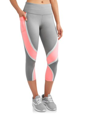 a472a3fc2 Product Image Womens Active Perforated Capri Leggings