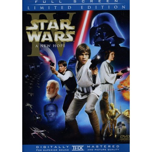 Star Wars Episode IV: A New Hope (Full Frame) by