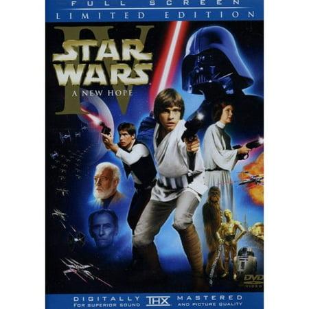 Star Wars Episode IV: A New Hope (Full Frame)