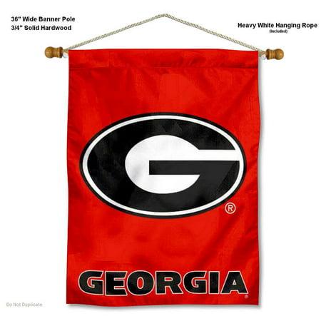 University of Georgia G Logo 30