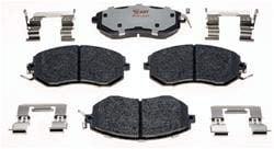 RM Brakes EHT621H Brake Pad Set