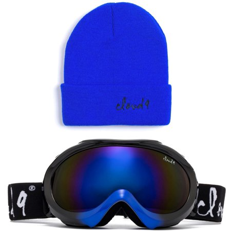 Cloud 9 - Professional Kids Boys and Girls Snow Goggles