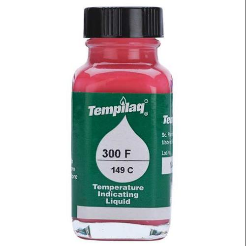 TEMPIL 24418 Temperature Indicator 550 deg. F,Liquid