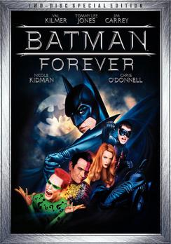 Batman Forever (DVD) by WARNER HOME VIDEO