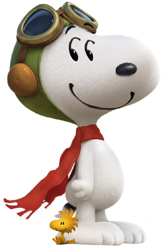 Charlie Brown Peanuts Snoopy Edible Image Photo Cake Topper Sheet