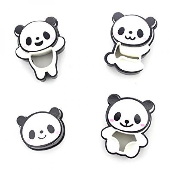 ANFIMU Adorable Panda Pocket Sandwich Cutter, Bread Cutter, Hand Tools Sandwich Kit, Food Deco, Sandwich Mold,... by