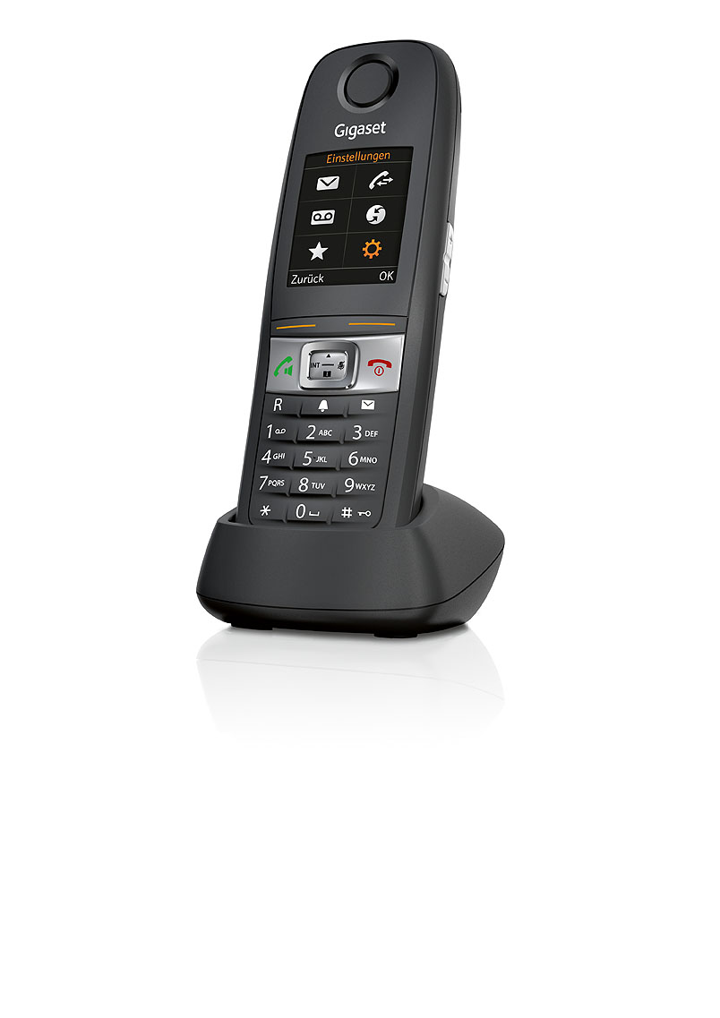 Siemens Business Comm. S30852-H2553-R301 Gigaset Handset by