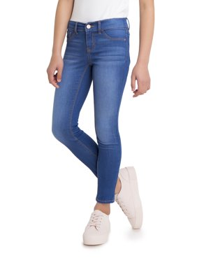 Jordache Girls Super Skinny Jeans, Slim Fit, Sizes 5-18 & Plus