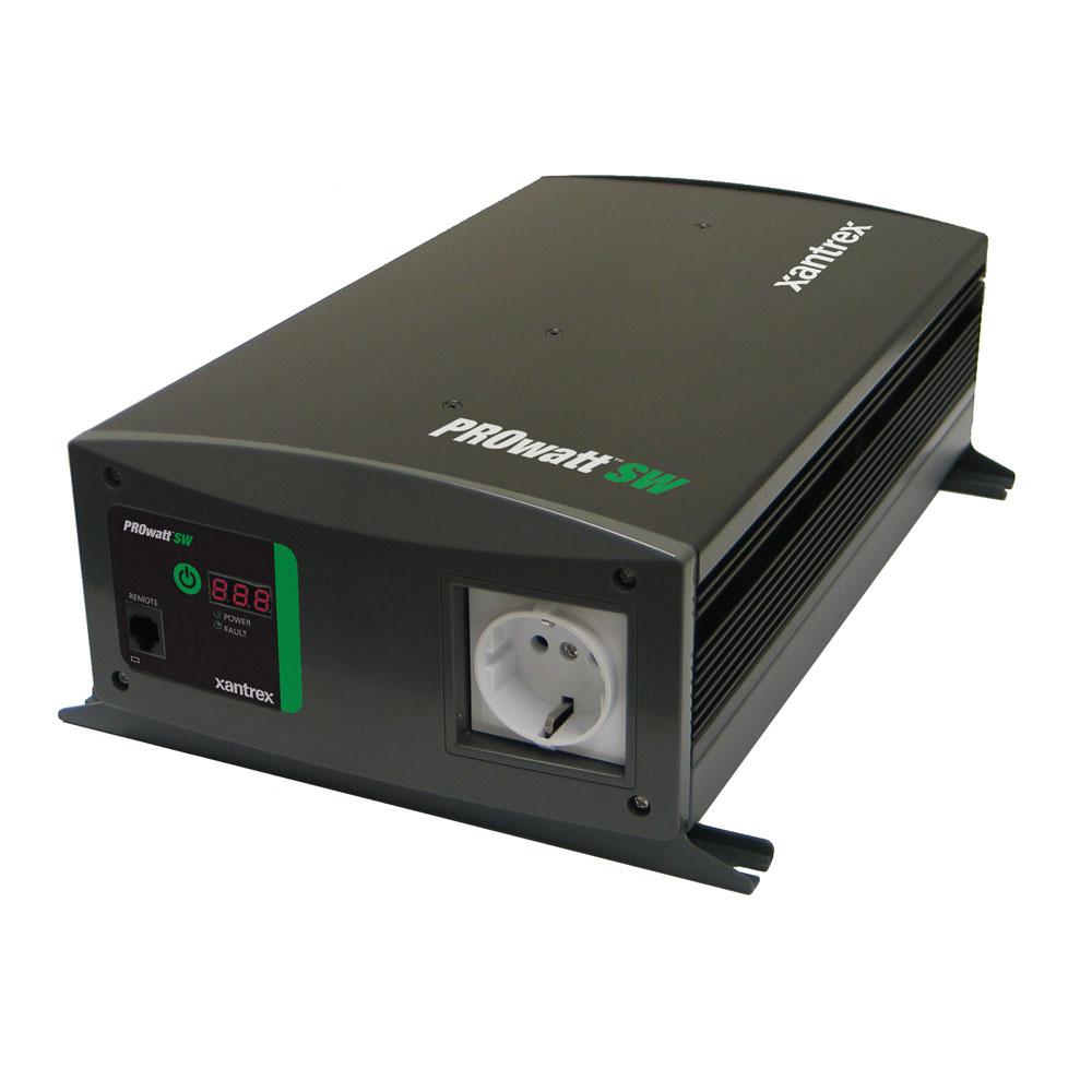 XANTREX PROWATT SW 2000I 12VDC 230VAC 2000W TRUE SINEWAVE