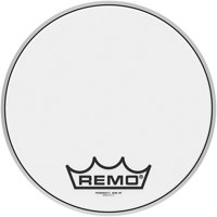 Remo Powermax 2 Ultra White Crimplock Bass Drum Head 14 in.