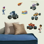 RoomMates Blaze and the Monster Machines Peel and Stick Wall Decals