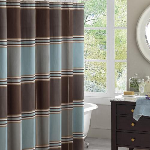 Home Essence Bradley Shower Curtain