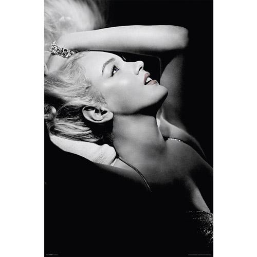 Marilyn Monroe Diamond Bracelet Poster