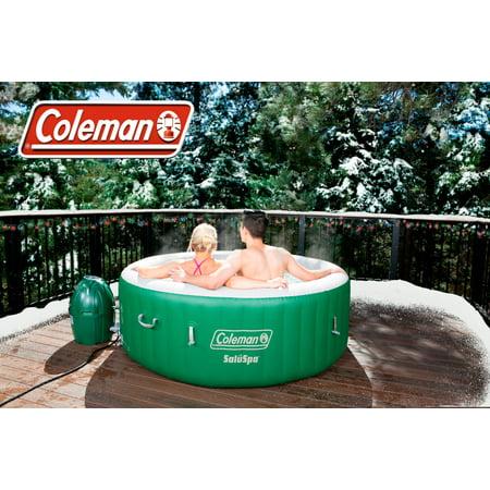 Indoor Hot Tub - Coleman SaluSpa Inflatable Hot Tub