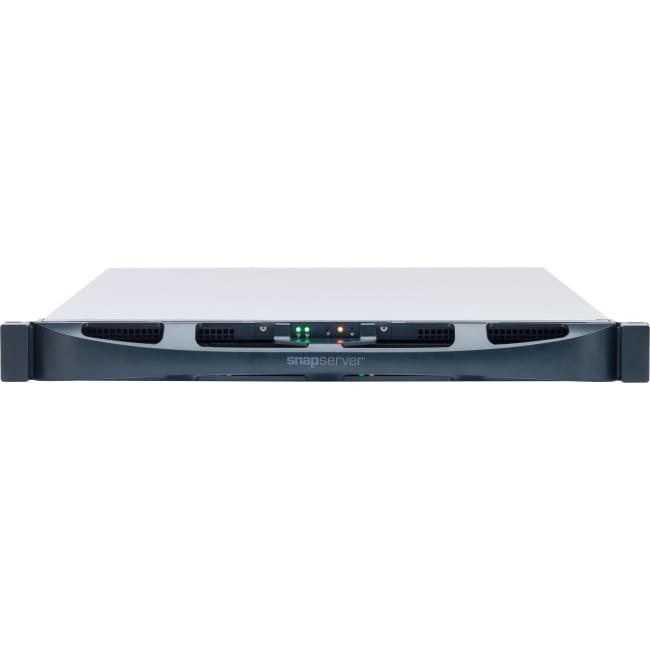 Overland SnapServer XSR 40 NAS Server 1.80 GHz 4 x Total Bays 16 TB HDD (4 x 4 TB) 2 GB RAM DDR3 SDRAM Serial ATA 300... by OVERLAND STORAGE