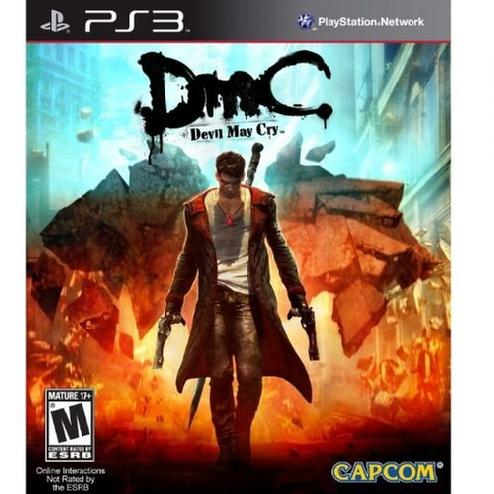 Capcom Devil May Cry PS3