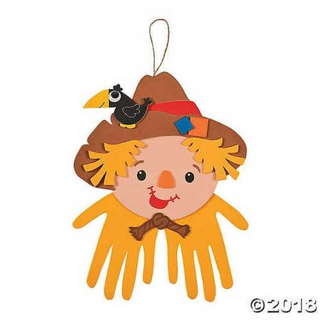 Scarecrow Handprint Craft Kit](Scarecrow Crafts)