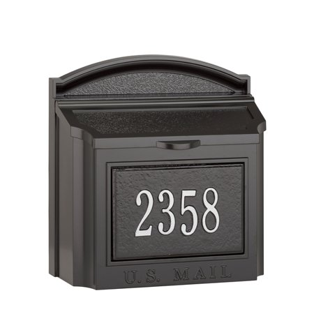 Personalized Wall Mailbox Package ()