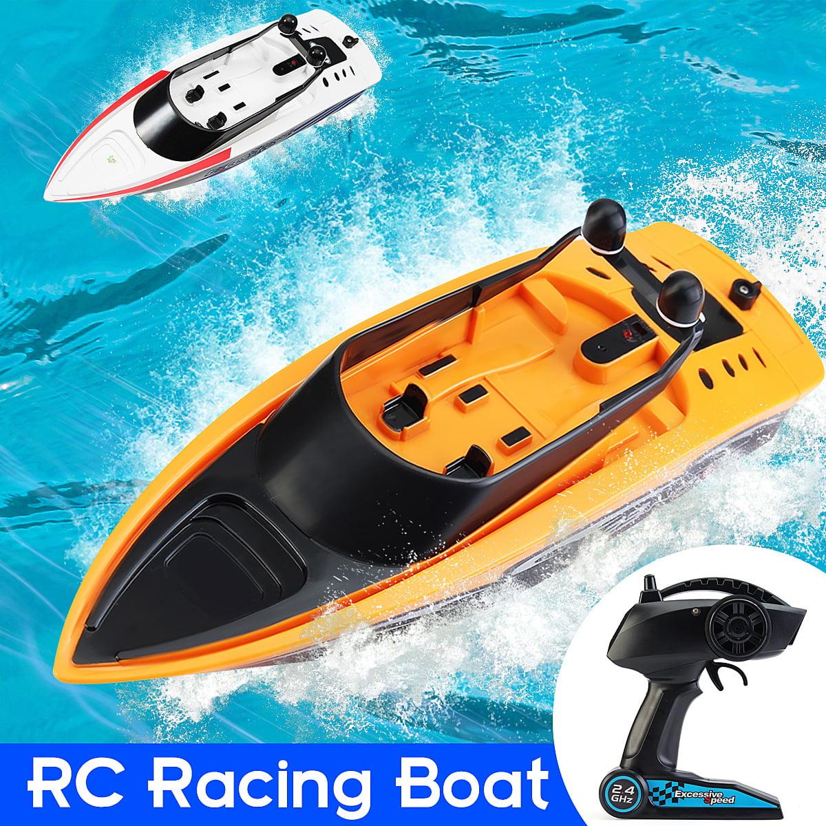 2.4G High Speed Radio Remote Control Motor Speed Boat Pow...
