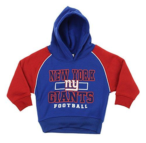 NFL Infants & Toddlers New York Giants Printed Pullover Athletic Hoodie