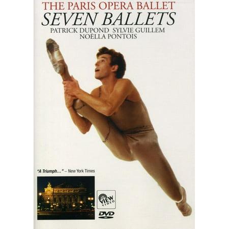 The Paris Opera Ballet: Seven Ballets (DVD)