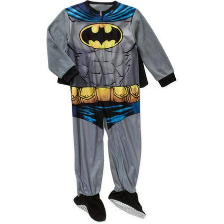 Komar Kids Little Boys' Batman Blanket Sleeper with Cape