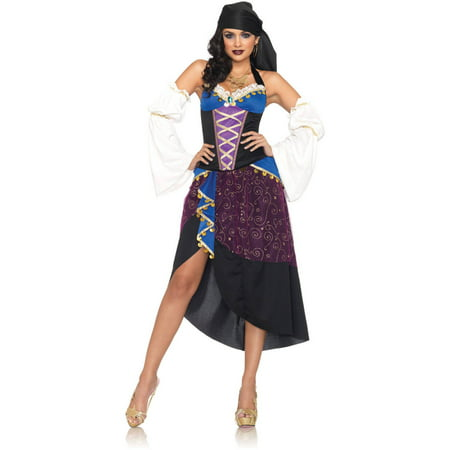 Leg Avenue Tarot Card Gypsy Adult Halloween Costume