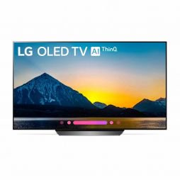 "LG 55"" Class OLED B8 Series 4K (2160P) Smart Ultra HD HDR TV - OLED55B8PUA"