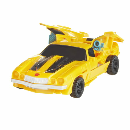 Transformers: Bumblebee -- Energon Igniters Power Series Bumblebee - Bumblebee Costume Transforms Into Car