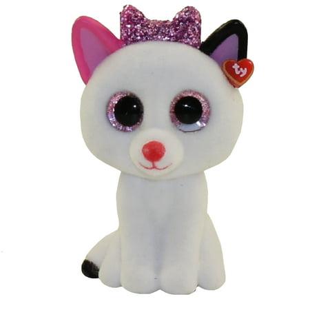 TY Beanie Boos - Mini Boo Figures Series 3 - MUFFIN the Cat (2 inch) (Boy Beanie Boos)