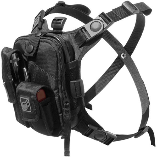 Hazard 4 Covert Escape RG Chest Pack, Black