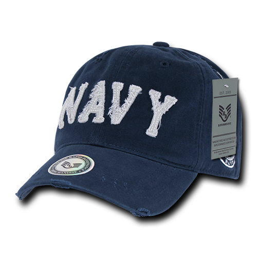 US Navy, Southern Cal Vintage Caps, Navy