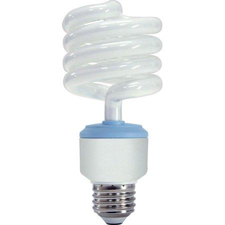 67466 Reveal CFL 3-way 32/25/16-Watt (150-watt replacement) 1935/1440/540-Lumen T3 Spiral Light Bulb with Medium Base,, 150 watt replacement uses only.., By GE Lighting
