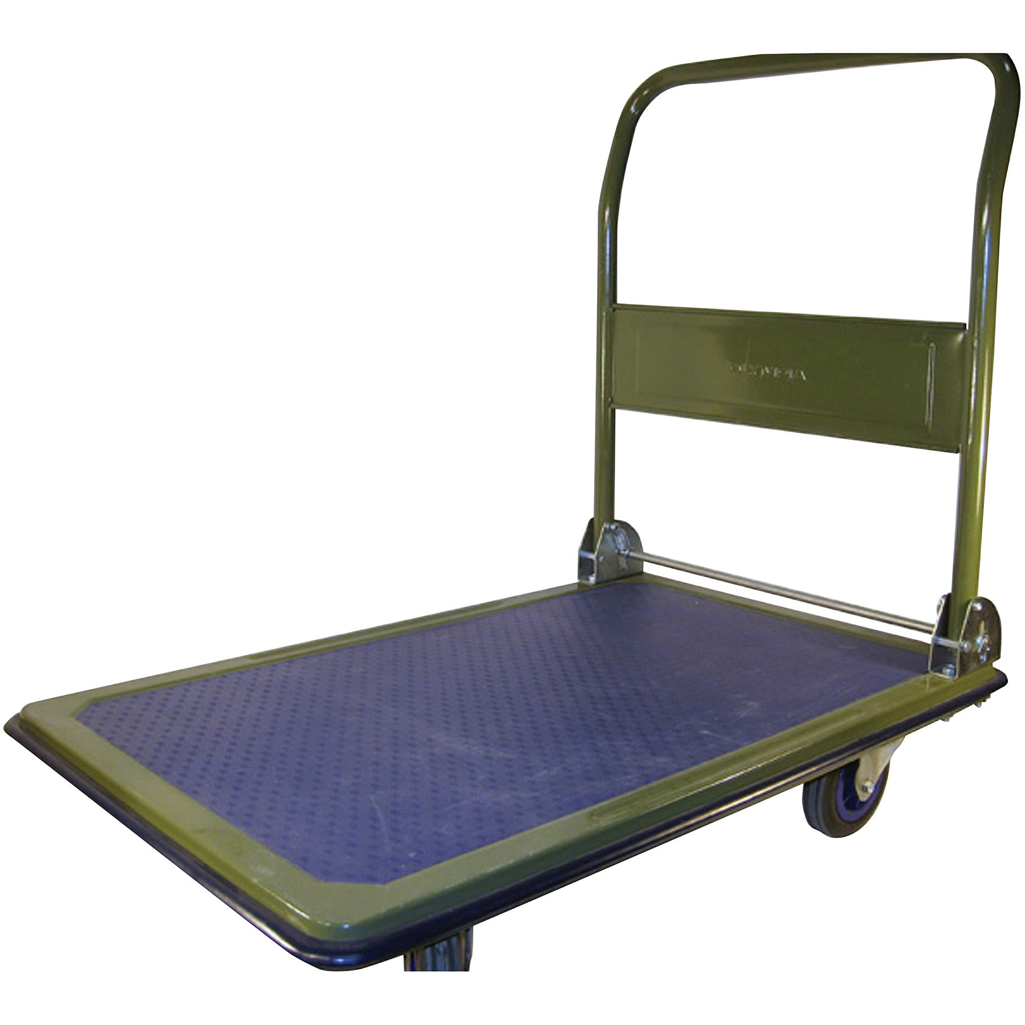 Olympia Tools 600-lb Capacity Heavy Duty Folding Platform Truck, 85-182 by Olympia Tools