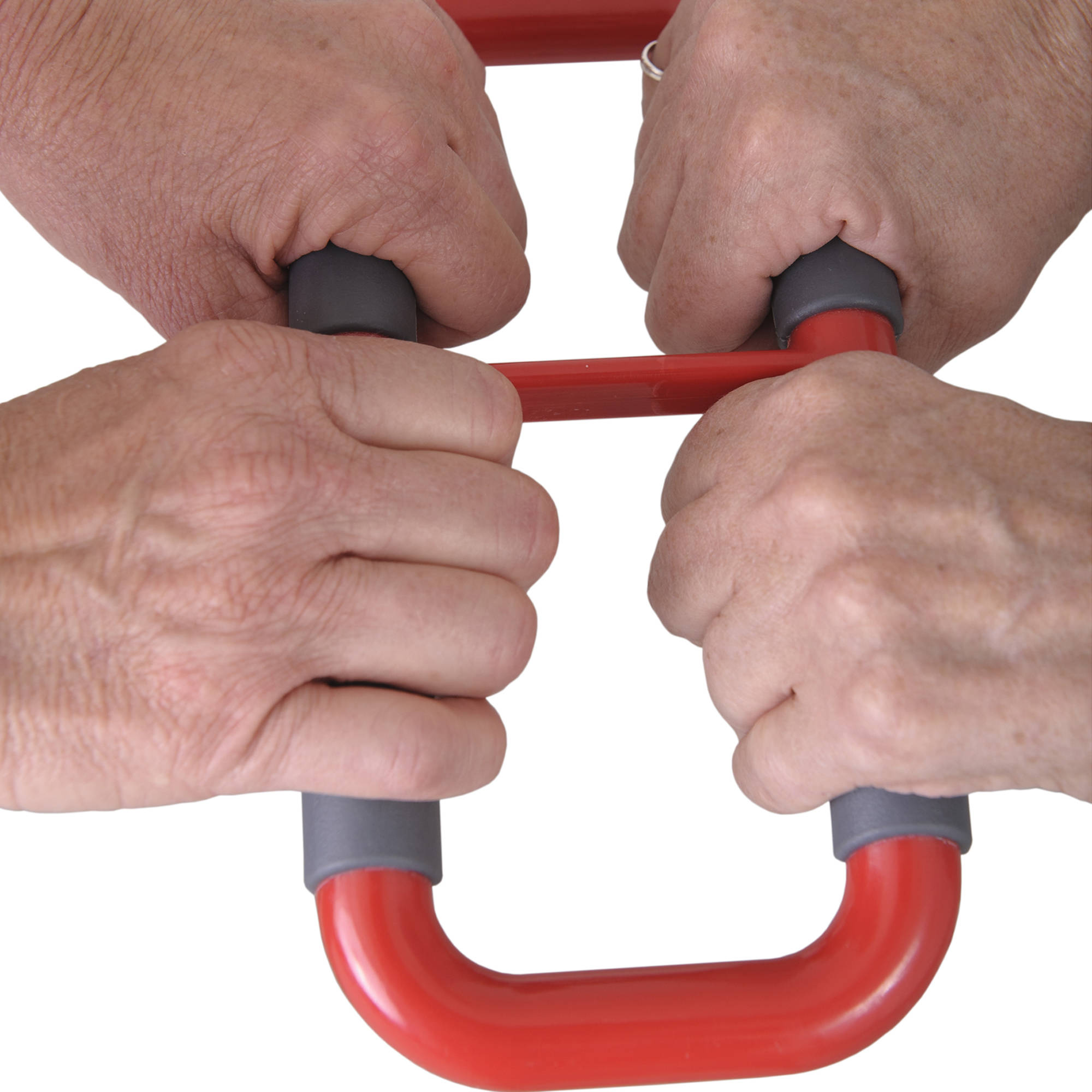 Stander Handy Handle Standing Aid - Red