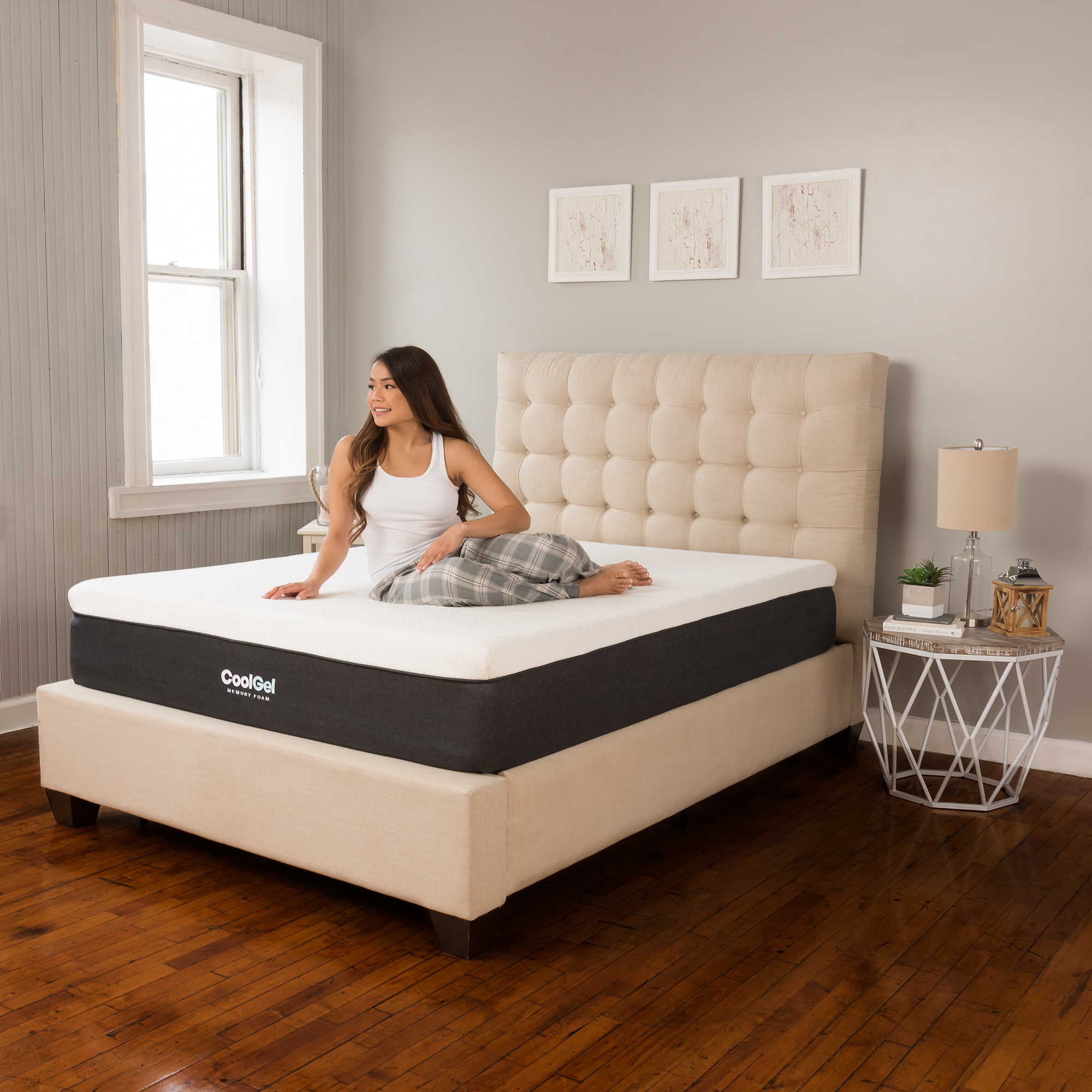 sleep ultimate live new mattress resort amazon inch brands king of plush size cool classic memory gel breeze and fort dynastymattress foam
