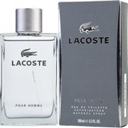 Lacoste 3943767 Pour Homme By Lacoste Edt Spray 3.4 Oz