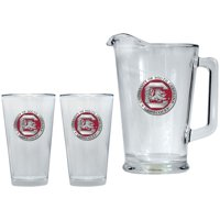 South Carolina Gamecocks Pitcher and 2 Pint Glass Set Beer Set by Heritage Pewter