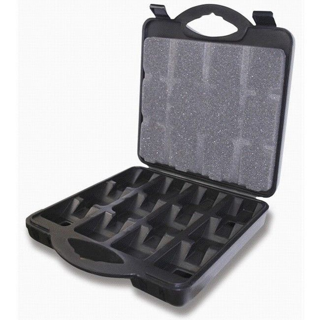 Clipper Blade Carrying Cases Professional Grooming Travel Organizer & Protector