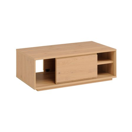 Stockholm French Oak TV Stand with sliding door ()